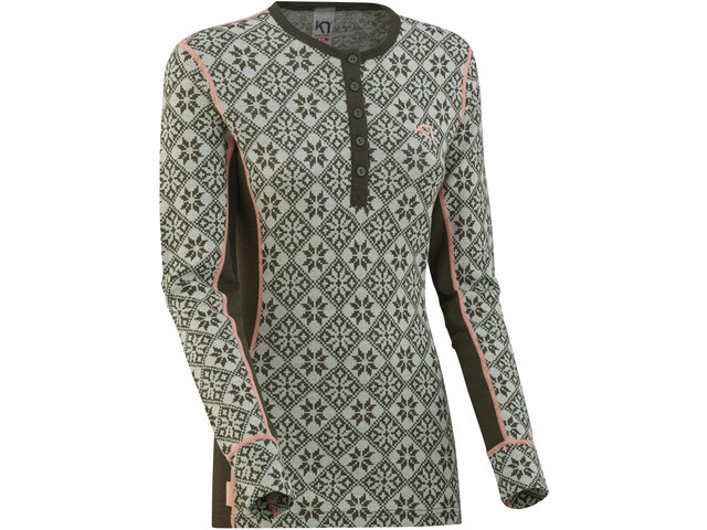 Kari Traa Rose Langarm Shirt Damen woods